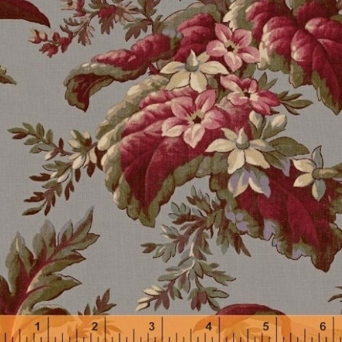 WINDHAM FABRICS - The Blue and the Gray - 42148-2