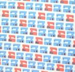 KAUFMAN - Sew Dressed Up - AZF-16604-9