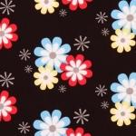 MICHAEL MILLER - Flower Frolic *DC7176-BLAC-D