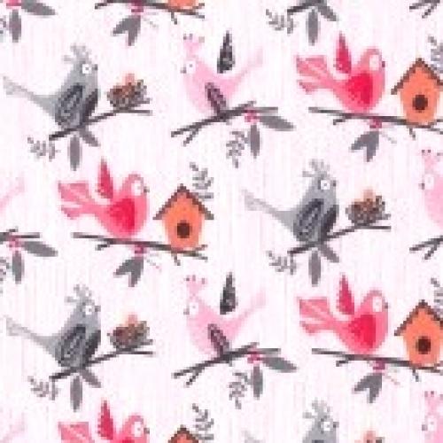 MICHAEL MILLER - Bird Dee Da - CX7364-PINK-D