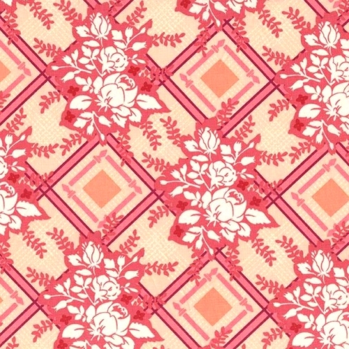 Skinny - SK2492- 1 1/8 yds - MICHAEL MILLER - Picket Fences