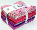 Tula Pink - Tula True Flamingo Fat Quarter Bundle Free Spirit