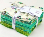 Tula Pink - Leafy Fat Quarter Bundle 14 pcs Free Spirit