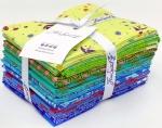 Free Spirit - Tula True - Starling Fat Quarter Bundle 16 pcs