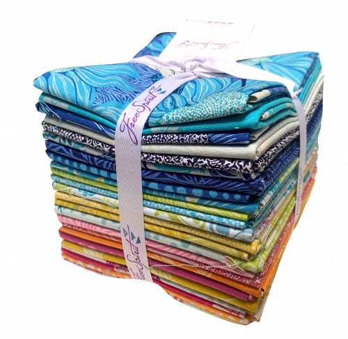 Free Spirit - Murmur Fat Quarter Bundle 24 pcs