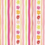 FREE SPIRIT - Daisy Stripe - PWDW137.PINK