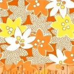 BAUM TEXTILES - Mimosa - Tropical Leaf - 39986-5