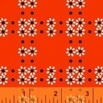 BAUM TEXTILES - Mimosa - Daisy Grid - 39985-1