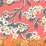 BAUM TEXTILES - Mimosa - Bursting Flowers - 39988-6