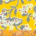 BAUM TEXTILES - Mimosa - Bursting Flowers - 39988-2