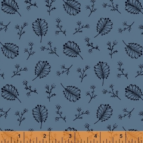 WINDHAM FABRICS - Rhapsody In Blue - 42132-2