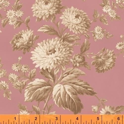 WINDHAM FABRICS - Rosewater - 41909-3