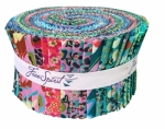 Free Spirit - Natural Beauty  2.5 inch Design Roll by Amy Butler