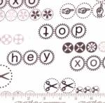 MODA FABRICS - Hey Dot - 1601-11