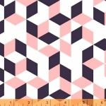 BAUM TEXTILES - Maribel - Cubes - 41765-1