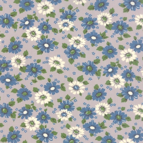 MODA FABRICS - Purebred - Paddock Grey - 26094-11