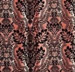 PAINTBRUSH STUDIO - Bella Demask Stripe Peach - 1200702