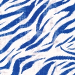 FABRI-QUILT, INC - Bella Casa Tiger - Blue - 11227981