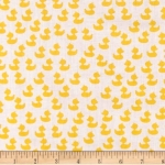 FABRI-QUILT, INC - Baby Talk - Yellow