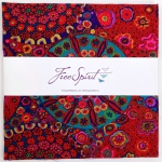 Free Spirit - Kaffe Fassett - Classics Prism 10 inch Charm 42 pcs