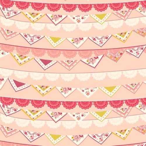 RILEY BLAKE - Vintage Daydream - Pink - C5561