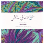 Free Spirit - Kaffe Fassett - Classics Emperor 5 inch Charm 42 pcs