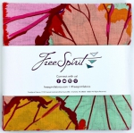Free Spirit - Kaffe Fassett - Classics Equator 5 inch Charm 42 pcs