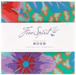Free Spirit - Kaffe Fassett - Classics Ocean 5 inch Charm 42 pcs