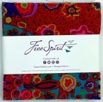 Free Spirit - Kaffe Fassett - Classics Prism 5 inch Charm 42 pcs