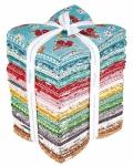 Riley Blake - Stitch Fat Quarter Bundle by Lori Holt of Bee in my Bonnet 42 pcs