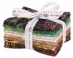 Kaufman - Northwoods Forest Artisan Batiks Fat Quarter Bundle