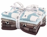 Kaufman - Arctic Flannel Fat Quarter Bundle 6 pcs