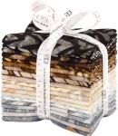 Kaufman - Artisan Batiks: Texture Study Fat Quarter Bundle 19 pcs