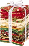 Kaufman - Holiday Flourish -  Holiday Fat Quarter Bundle 24 pcs