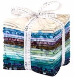 Kaufman - Artisan Batiks: Aqua Spa Fat Quarter Bundle 20 pcs