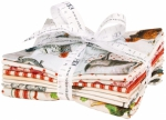Kaufman - Down The Farm Digital Fat Quarter Bundle 8pcs