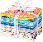 Kaufman - Hello Lucky Fat Quarter Bundle 21 pcs