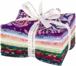 Kaufman - Artisan Batiks: Rosette Fat Quarter Bundle 20 pcs
