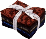 Kaufman - Instead Fat Quarter Bundle 15 pcs