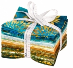 Kaufman - Artisan Batiks: Summer Flowers Fat Quarter Bundle 24 pcs