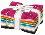 Kaufman - Wishwell: Silverstone Fat Quarter Bundle 15 pcs