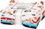 Kaufman - Whiskers and Tails Fat Quarter Bundle 12 pcs