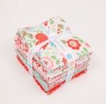 Riley Blake - Butterflies & Berries 21 Fat Quarter Bundle by RBD Designs