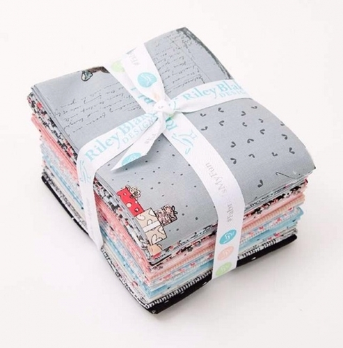 Riley Blake - Abbie Fat Quarter Bundle 21pcs