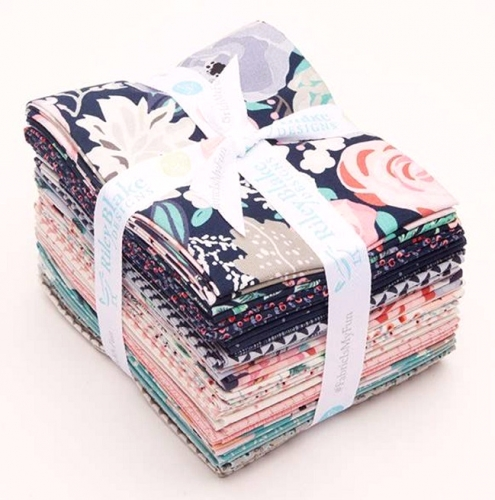 Riley Blake - Edie Jane Fat Quarter Bundle by Deena Rutter 21pcs