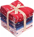 Riley Blake - Penny Rose Go to the Sea with Harry & Alice Fat Quarter Bundle 24 pcs