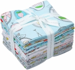 Riley Blake - Hubert and Sorrel Fat Quarter Bundle 18 pcs