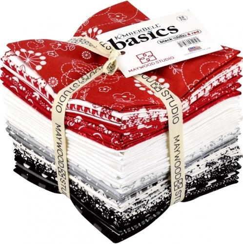 KimberBell Basics - Fat Quarter Bundle by Kim Christopherson 32pcs