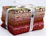 Andover - Secret Stash - Warm Fat Quarter Bundle by Laundry Basket Quilts