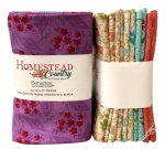 Benartex - Homestead Country 5 pc Fat Quarter Bundle